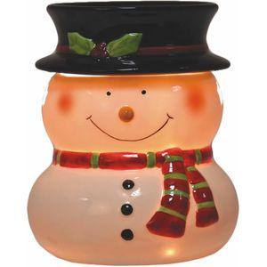Aroma Electric Wax Melt Burner: Snowman