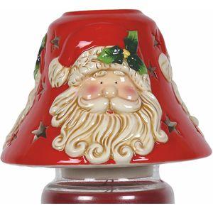 Aromatize Jar Candle Lamp Shade: Santa