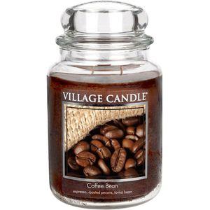Village Candle Coffee Bean Large Jar Candle (26oz)
