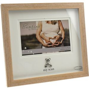 "Juliana Bambino Baby Scan Photo Frame 6"" x 4"" - My Scan"