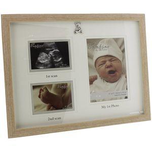 Bambino Baby Scans & 1st Photos Multi Photo Frame