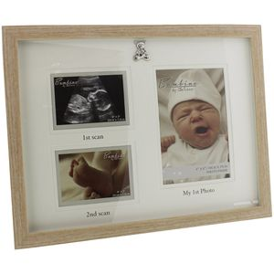 Bambino Scans & 1st Photos Multi Photo Frame