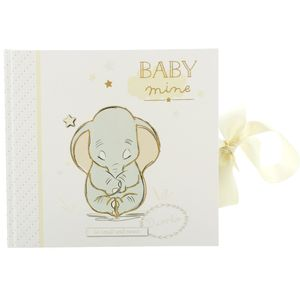 "Disney Magical Beginnings Photo Album Holds 50 4"" x 6"" Prints - Dumbo"