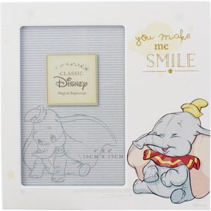 "Disney Dumbo ""You Make Me Smile"" Photo Frame"