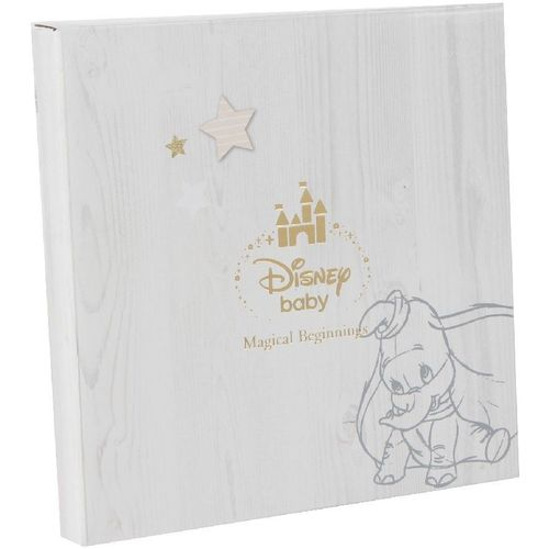 "Disney Magical Beginnings Photo Frame 4"" x 6"" - Dumbo ""You Make Me Smile"""