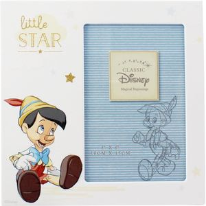 "Disney Pinocchio ""Little Star"" Photo Frame 4x6"""
