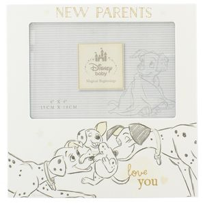 "Disney Dalmatians "" New Parents"" Photo Frame 6x4"""
