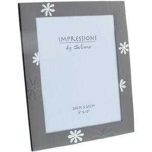 "Daisy Flower Decorative Photo Frame 8x10"""