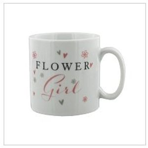 Flower Girl Mug in Gift Box