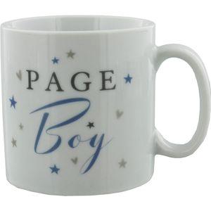 Amore Wedding Party Ceramic Mug - Page Boy