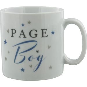Page Boy Mug in Gift Box