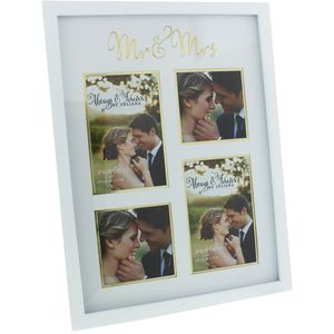 Always & Forever Mr & Mrs Photo Frame