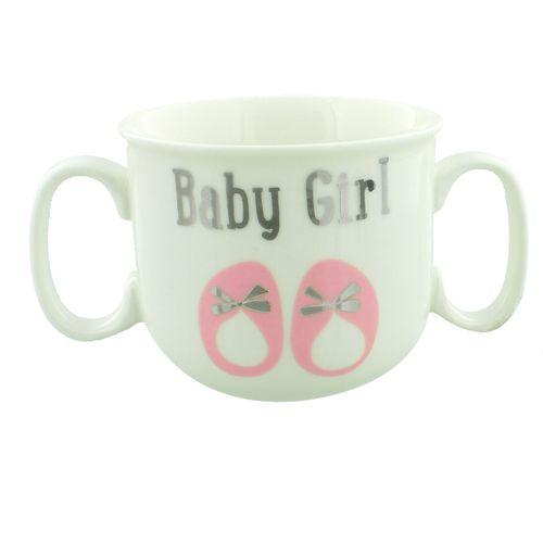 My First Mug Double Handled Mug - Baby Girl