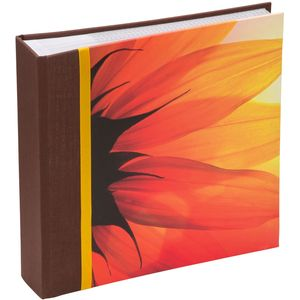 "Sunflower Cover Photo Album 6x4"" (200)"
