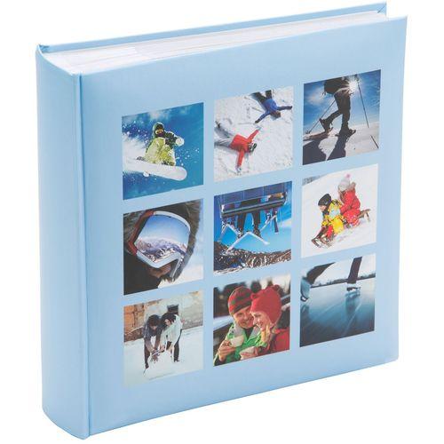 """Kenro Winter Holiday Collection Memo Photo Album - 200 Photos 6x4"""""""