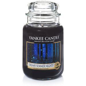 Yankee Candle Large Jar Dreamy Summer Nights