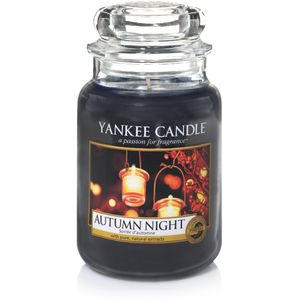 Yankee Candle Large Jar Autumn Night