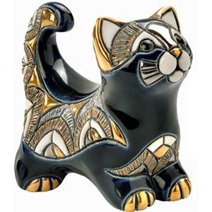 De Rosa Blue Cat Figurine