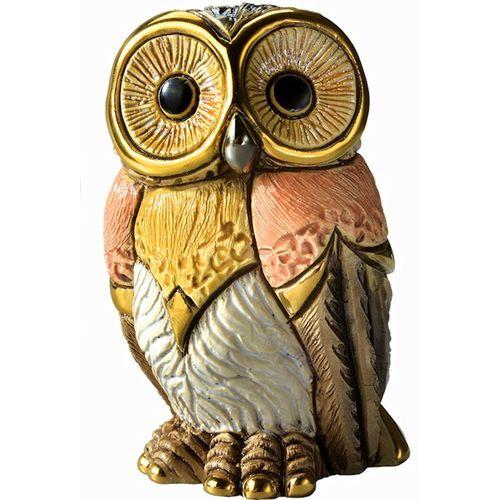 De Rosa Eastern Owl Figurine F183