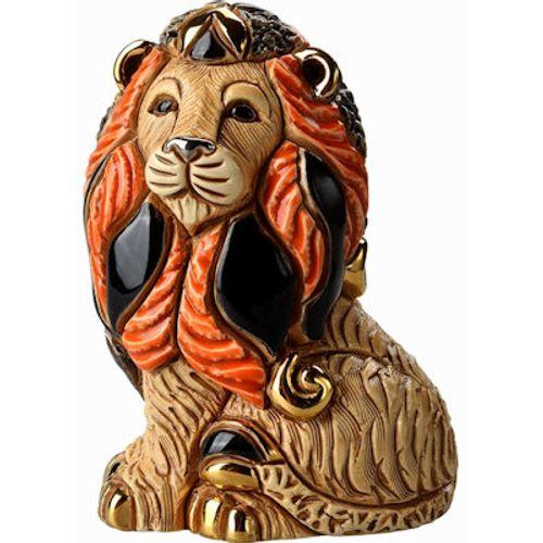 De Rosa Barbary Lion Figurine F188