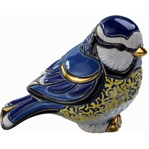 De Rosa Blue Tit Bird Figurine
