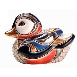 De Rosa Baby Wild Duck Figurine