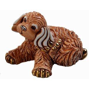 De Rosa Baby Cocker Dog Figurine
