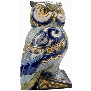 De Rosa Royal Owl Figurine (Ltd Ed 2000)