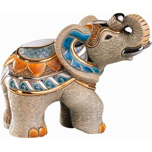 De Rosa Indian Elephant Figurine
