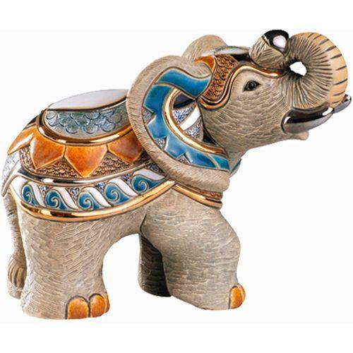 De Rosa Indian Elephant Figurine 1015
