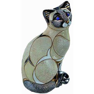 De Rosa Siamese Cat Figurine