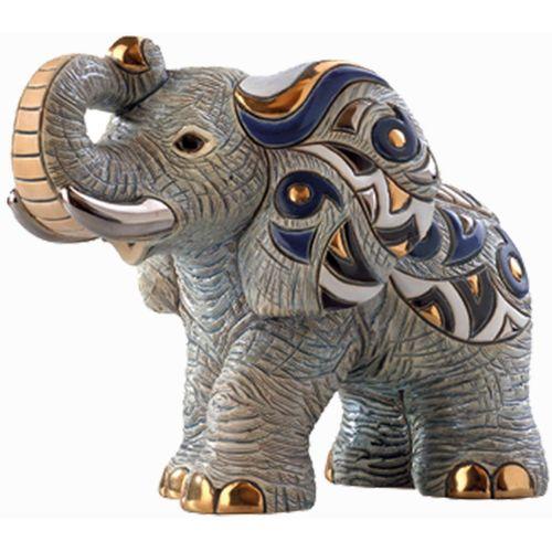 De Rosa African Elephant Figurine 1022