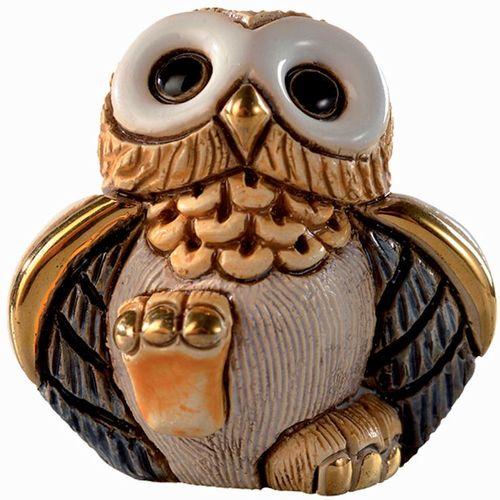 De Rosa Mini Owl Figurine M01