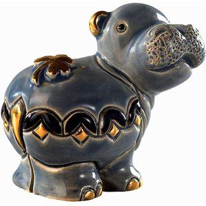 De Rosa Mini Hippo Figurine