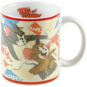 Tom & Jerry Logo mug