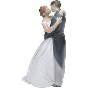 Nao A Kiss Forever Wedding Figurine