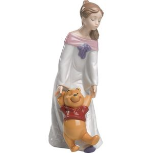 Nao Disney Fun with Winnie the Pooh Figurine
