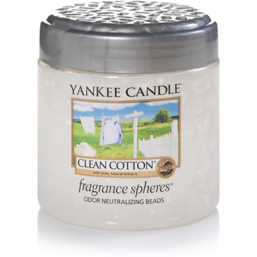 Yankee Candle Fragrance Sphere: Clean Cotton