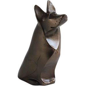 The Gallery Collection Cold Cast Bronze Figurine - German Shepherd