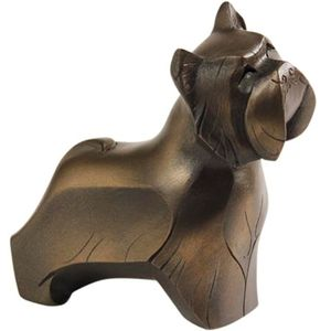 The Gallery Collection Cold Cast Bronze Figurine - Westie Dog