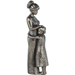 Genesis Cold Cast Bronze Figurine - Love Life Collection Mothers Love
