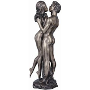 Genesis Cold Cast Bronze Figurine - The Embrace