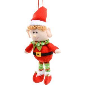 Christmas Tree Hanging Decoration - Elf Boy