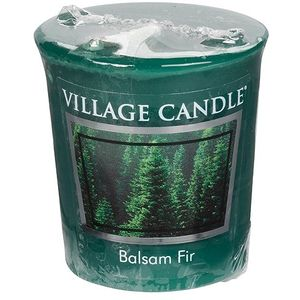 Village Candle Votive Sampler - Balsam Fir