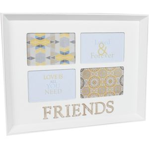 "Friends Multi Photo Frame (6x4"")"