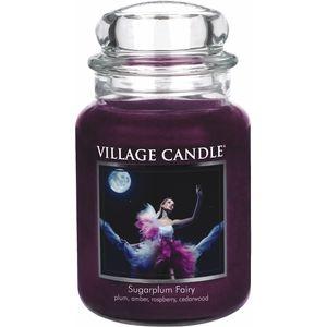 Village Candle Large Jar - Sugarplum Fairy