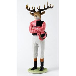 Border Fine Arts Studio Collection Stags with Style Figurine - Frank