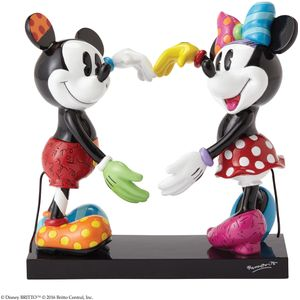 Disney by Britto Mickey & Minnie Mouse