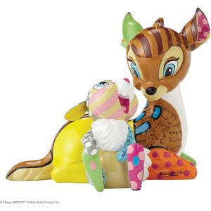 Disney by Britto Bambi & Thumper Figurine