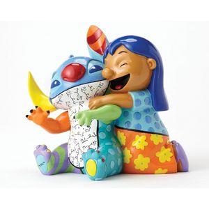 Disney by Britto Lilo & Stich Figurine